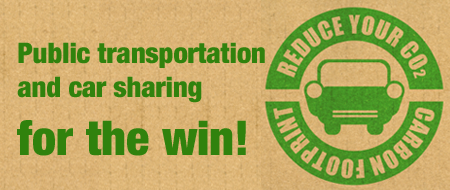 Public Transportation/Car Sharing