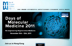 Days of Molecular Medicine 2011